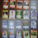 Japanese TOMY Shaman King Card Game Card x20 pages O038
