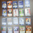 Japanese TOMY Shaman King Card Game Card x20 pages O040