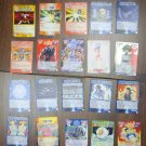 Japanese TOMY Shaman King Card Game Card x20 pages O041