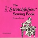 The stretch and sew sewing book by Ann Person, 2nd Edition