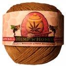Single 200 ft  Hemp 'n' Honey Super sharing size ball