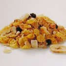 Muesli: Cruncy Thai Yong Rice Cereal Mixed tropical fruits