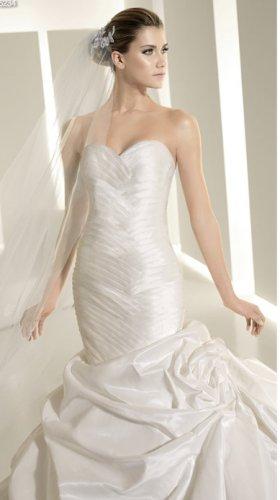 Wedding Dress Pronovias White One 6234