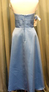 alfred angelo bridesmaid dress 6484