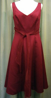 alfred angelo bridesmaid dress 6122