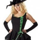 Deluxe Black Magic Witch
