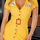 Sexy Race Stewardess Diva