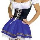 Scottland Beer Girl Costume