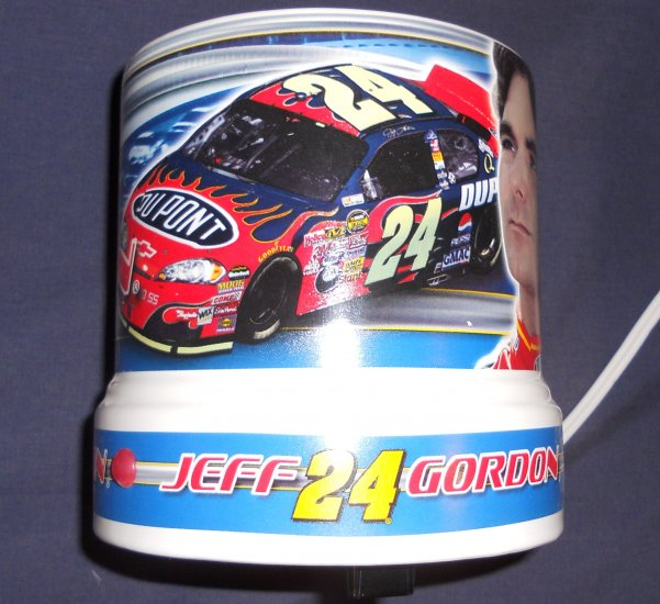 NASCAR Jeff Gordon Candle Warmer