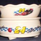 NASCAR Jeff Gordon Candle Warmer with Tart Dish