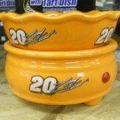 NASCAR Tony Stewart Candle Warmer w Tart Dish