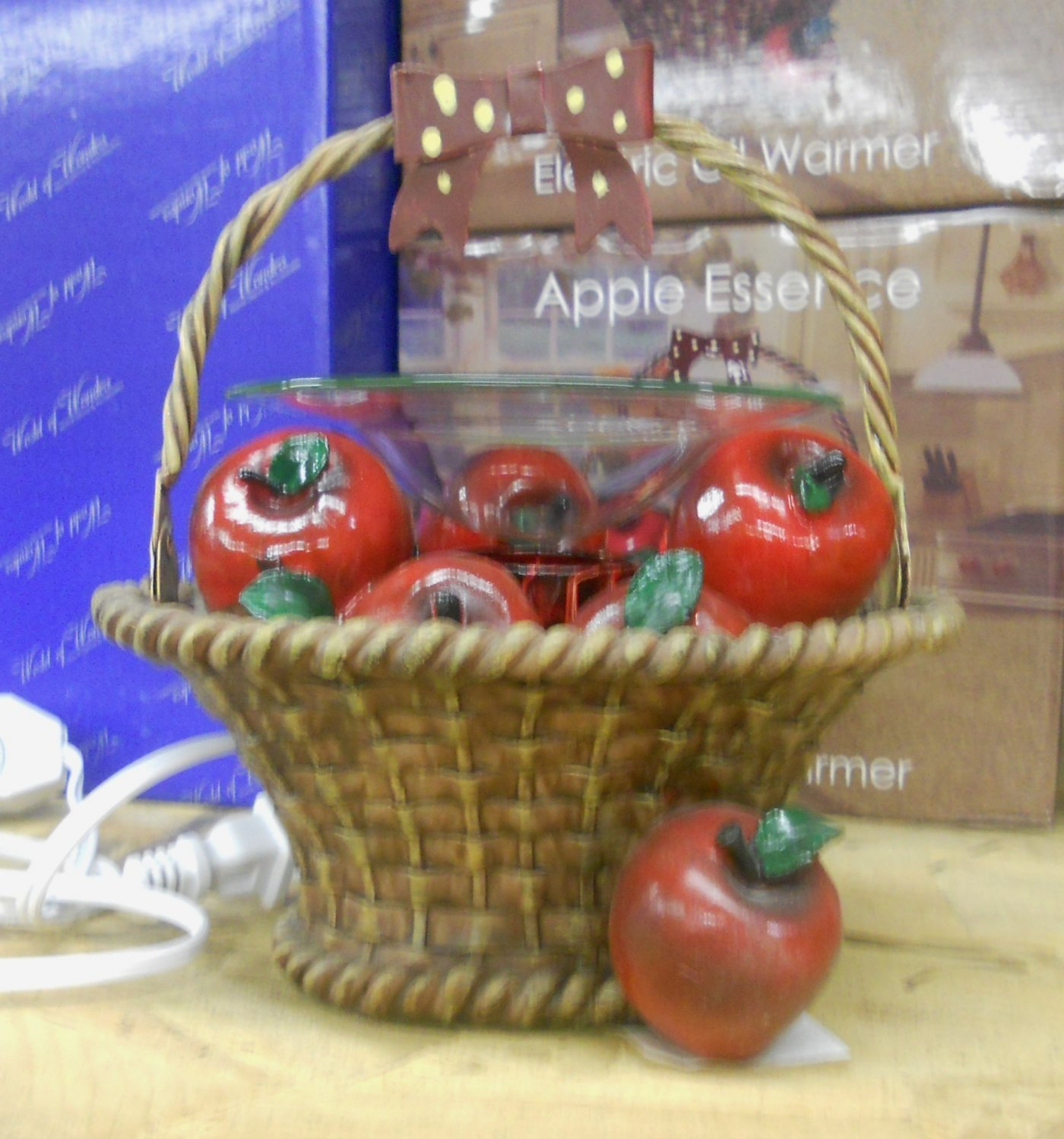 APPLES Electric oil Warmer - Limited Edition