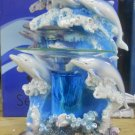 Dolphin Electric Fragrance Warming Lamp - Limited edition