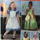 #0412 SIMPLICITY COSTUMES FOR CHILDREN SIZE A PATTERN