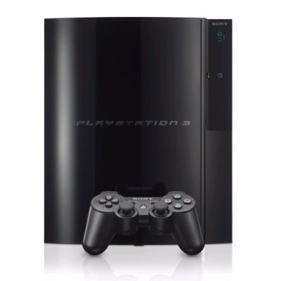 Sony Playstation 3 20GB Japan Version with power charger 110V