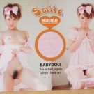 Smile: Mihiro Official Card Collection [Babydoll] Lingerie in Card