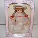 COLLECTABLE ROYAL DOLL, SHERRY, NIB WITH HAND TAGS