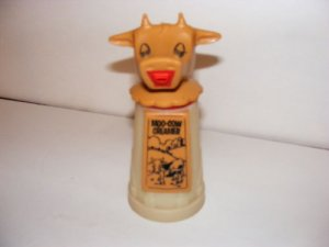 COLLECTIBLE MOO-COW CREAMER-WHIRLEY-PATENTS PENDING