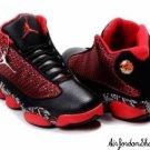 New Air Jordan 13 XIII Retro Black Varsity Red