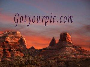 Sedona Scenery 4 Original Digital Downloads