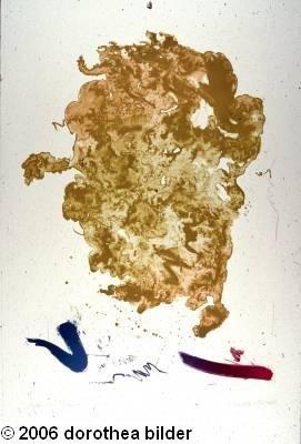 Em Luz e Espirito -- Original Stone Lithograph Dorothea Bilder 26