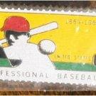 Major League Baseball MLB Stamp pin lapel pins hat 1381