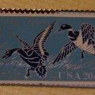 2092 Mallards Ding Darling Wetlands Duck stamp pin