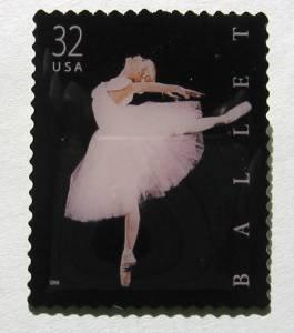 Ballet Dance stamp pin lapel pins hat tie tac 3237 S