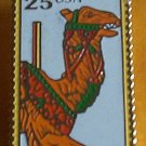Carousel Camel Stamp Pin cloisonne hat lapel pins 2392 S
