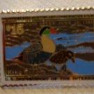 King Eider duck stamp pin lapel pins hat tie tac rw58