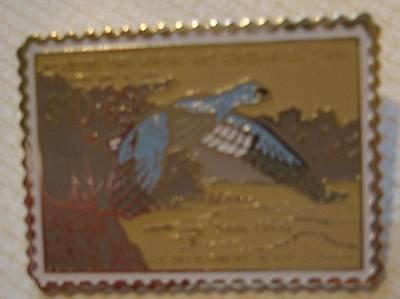 Snow Goose duck stamp pin lapel pins hat tie tac rw55 S