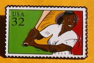 Softball Sports stamp pins lapel pin hat tie tac 2962 s