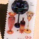Art Glass arts stamp pin lapel pins hat tie tac 3328 s