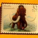 Wooly Mammoth Ice Age Stamp pin lapel pins hat 3078 new s