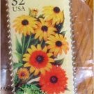 Rudbeckia Garden Flower stamp pins lapel pin hat 2997 s