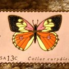 Dogface butterfly stamp pin lapel pins hat tie tac 1714