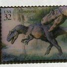 Allosaurus Dinosaur stamp pins hat lapel pin tie tac 3136g s