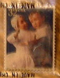 Albert Schoenhut Dolls Stamp pins lapel pin hat 3151o S