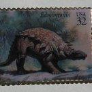 Edmontonia Dinosaur stamp pin lapel pins hat 3136i s