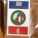 Disabled Veterans stamp pins lapel pin hat tie tac 1421 S