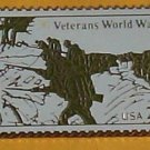 Veterans World War I Stamp Pin lapel pins hat 2154