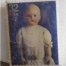 Martha Chase Doll Stamp pin lapel pins hat new 3151d s