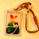 Hospice Care Stamp key chain collectible new 3276kc