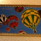 Hot Air Balloon Ravens Stamp Pin lapel pins hat 2034y