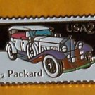 Packard 1932 Car Stamp Pin lapel pins hat tie tac 2384