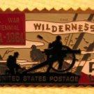 Wilderness Centennial 5c stamp pin lapel pins hat 1181