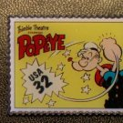 Popeye Comic Classics stamp pin lapel pins 3000k