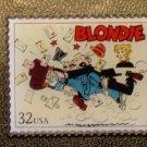 Blondie Comic Classics stamp pin lapel pins 3000L