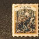 Shiloh (Civil War) stamp pin lapel pins 2975e S