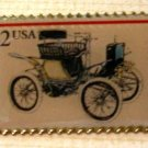 Columbia Antique Automobile stamp pin lapel pins 3021 s